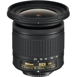 Obiektyw AF-P DX NIKKOR NIKON 10-20mm f/4.5-5.6G VR