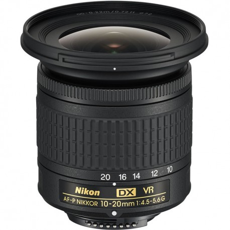 Obiektyw AF-P DX NIKKOR 10-20mm f/4.5-5.6G VR