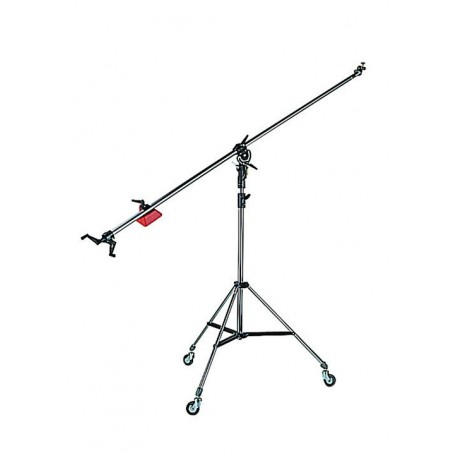 SUPER BOOM + statyw 008 Manfrotto 025BS