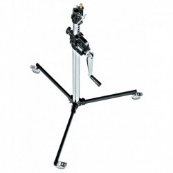 Statyw Low base wind up Manfrotto 083NWLB