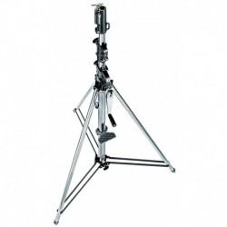 Manfrotto Statyw WIND-UP 3 sekcj. chromowany 370cm/30kg