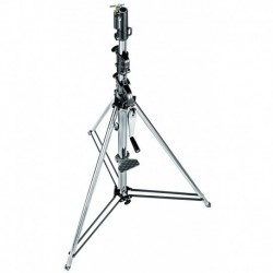 Statyw WIND-UP czarny Manfrotto 087NWB