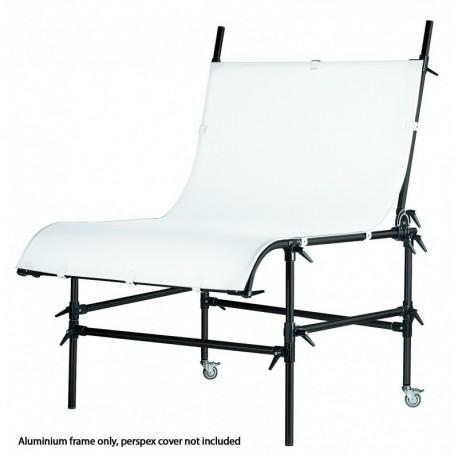 Stół bezcieniowy - bez płyty Manfrotto 220PSLB